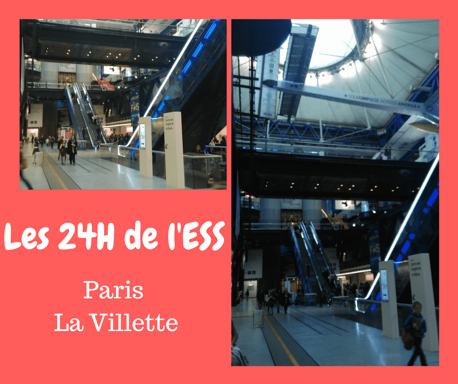 24H Social Business La Villette Paris