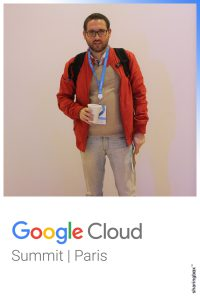 Renan Savidan Google Cloud Summit Paris 2017