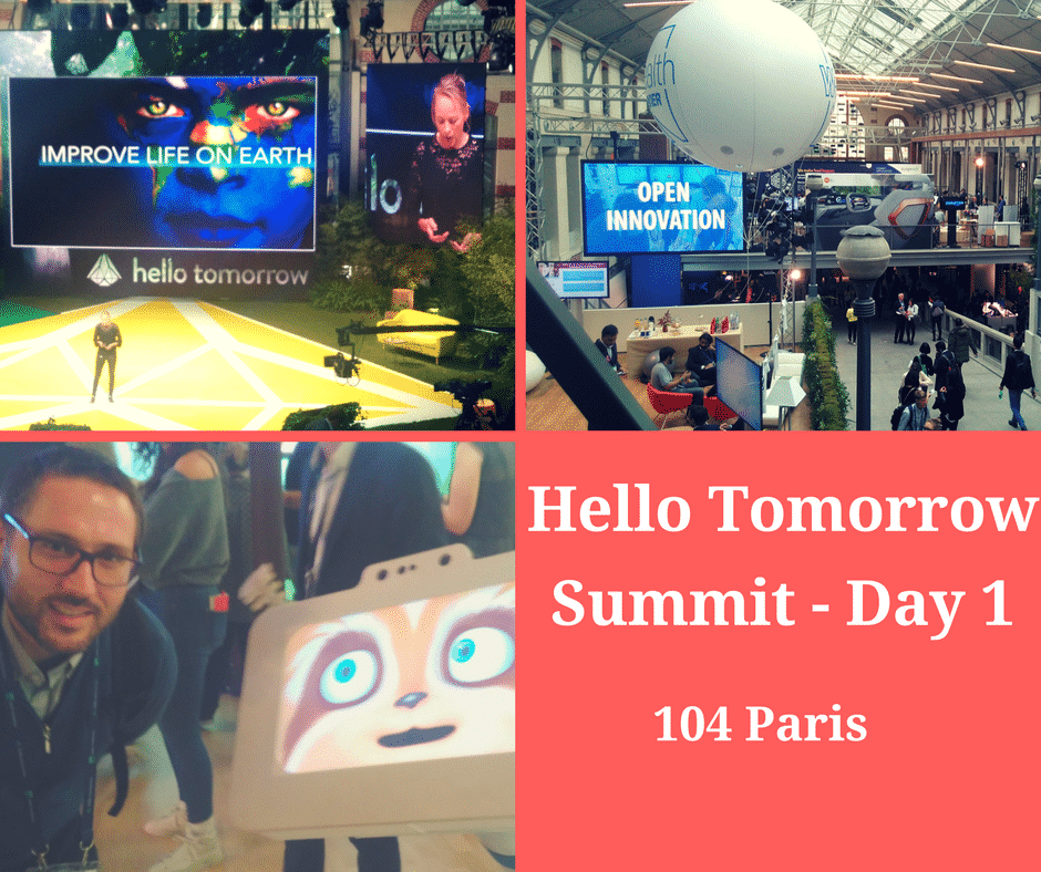 Hello Tomorrow Summit Paris 2017