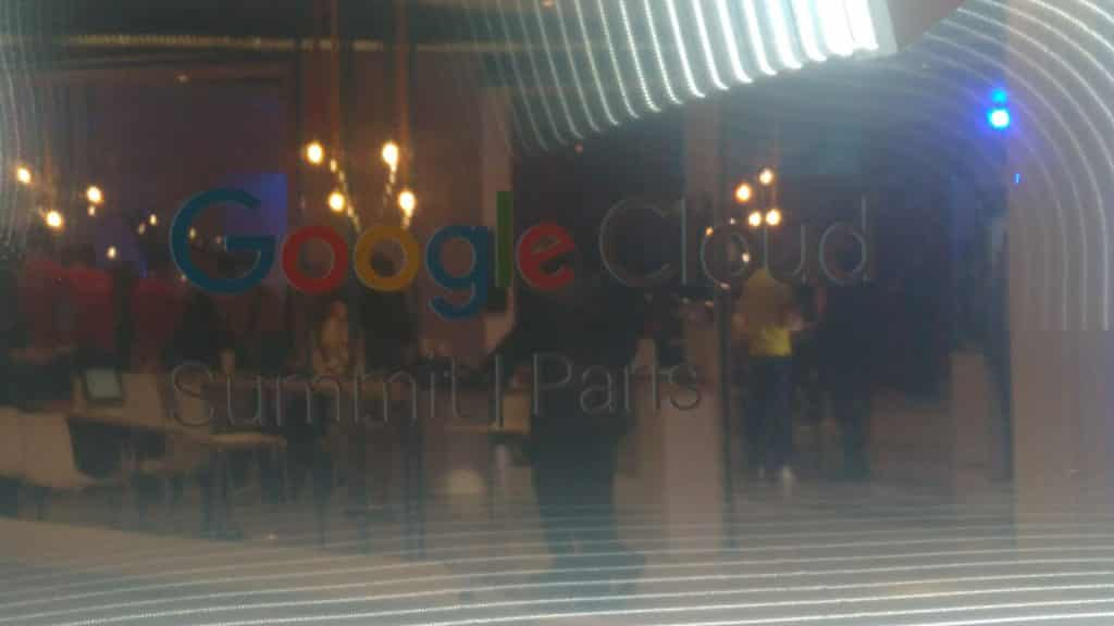 Google Cloud Summit 2017 Mirror