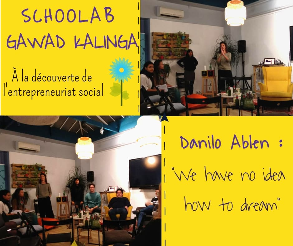 Gawad Kalinga at Schoolab Paris